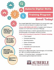 Auberle Digital Skills Training Program