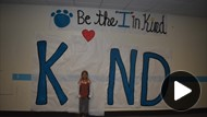 "Be the ""i"" in ""Kind"""
