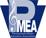 PA Music Educators Assc. logo
