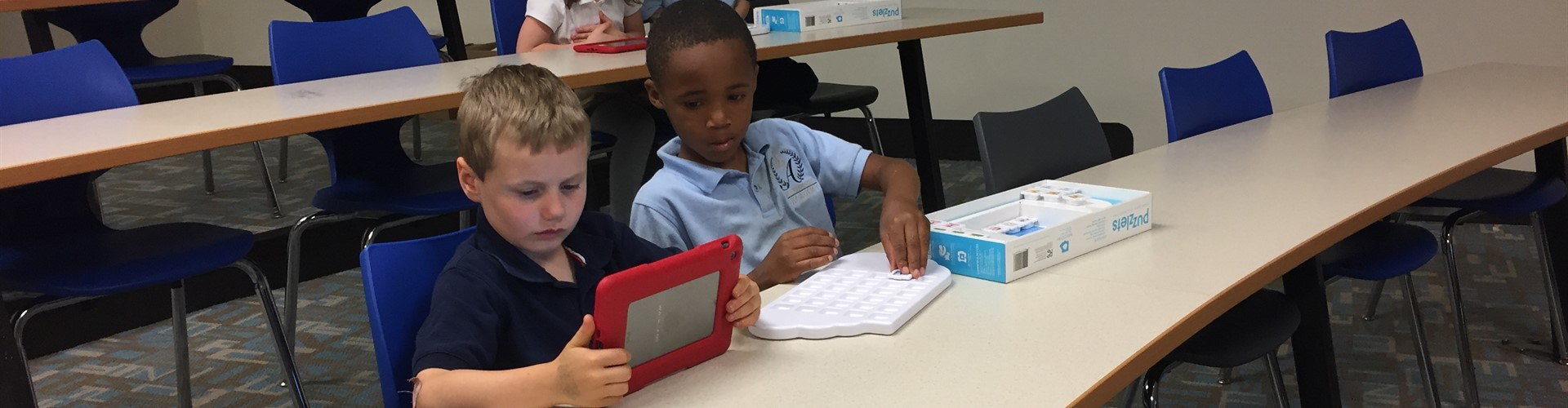 Kindergarten Coding with Puzzlets